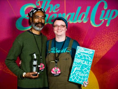 Emerald Cup Spotlight: Newell's Botanicals