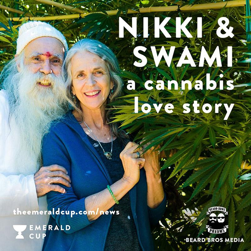 Nikki & Swami: A Cannabis Love Story
