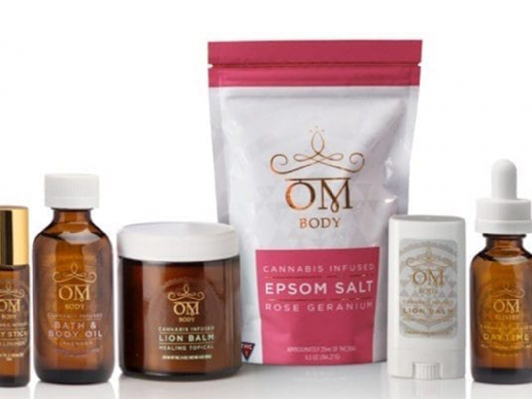 Emerald Cup Award Spotlight: OM Edibles
