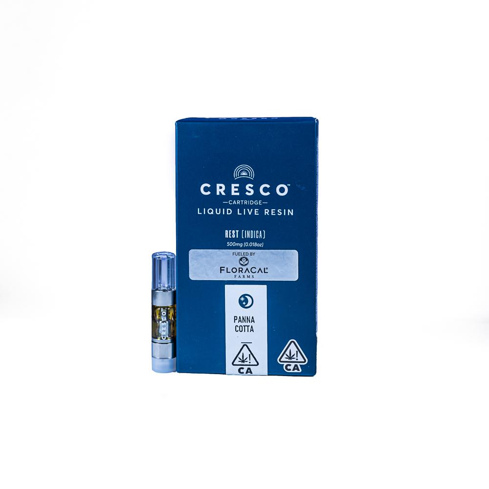 "Cresco x Floracal Panna Cotta - Liquid Live Resin by SLO Cultivation Inc. dba Cresco Labs, a:1:{i:0;s:14:""Floracal Farms"";}"