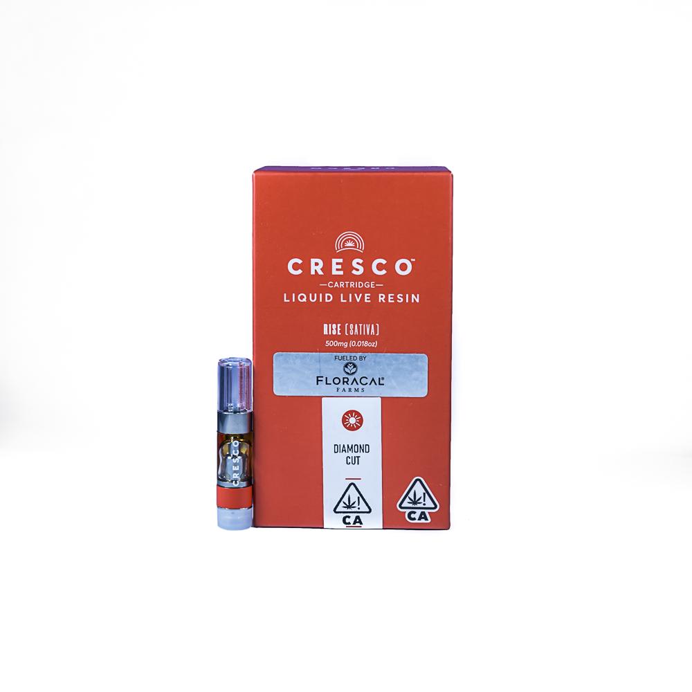 """Cresco x Floracal Diamond Cut - Liquid Live Resin by SLO Cultivation Inc. dba Cresco Labs, a:1:{i:0;s:14:""""Floracal Farms"""";}"""