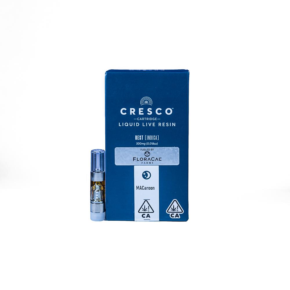 "Cresco x Floracal Macaroon - Liquid Live Resin by SLO Cultivation Inc. dba Cresco Labs, a:1:{i:0;s:14:""Floracal Farms"";}"