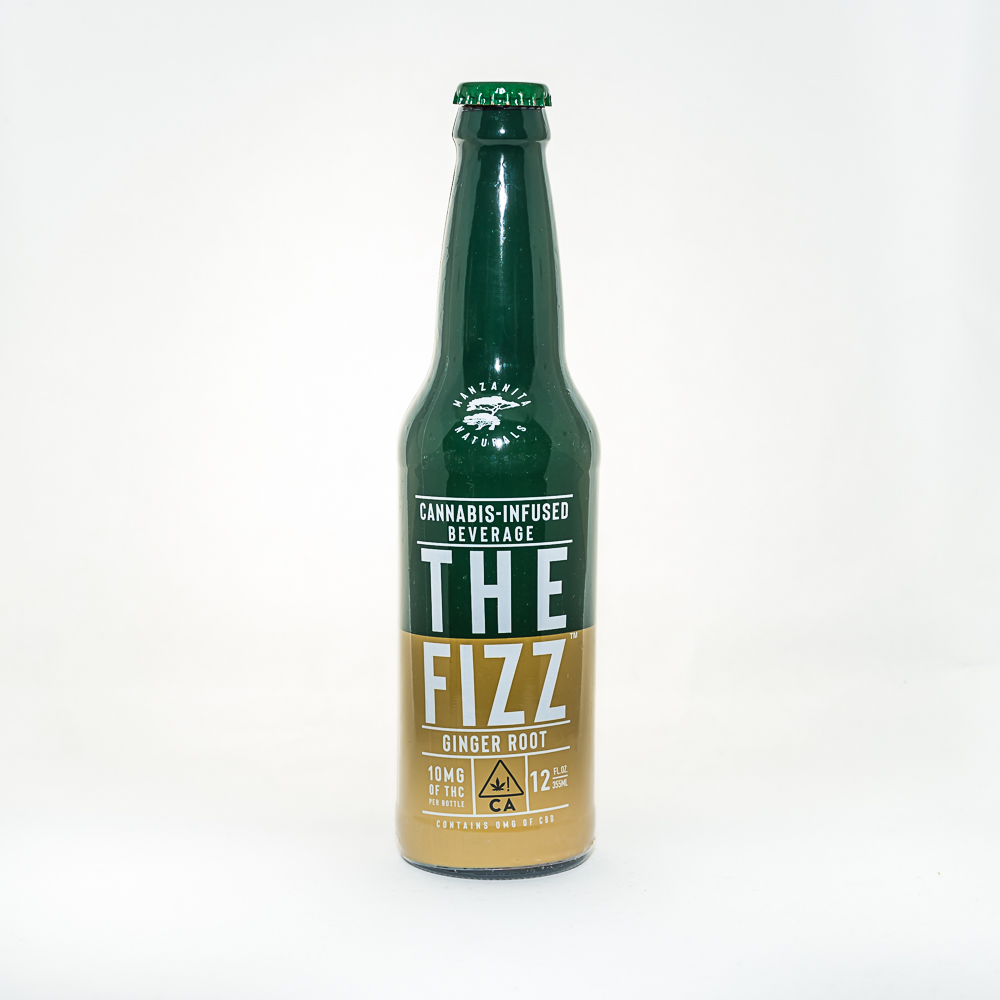 The Fizz- Ginger Root by Manzanita Naturals