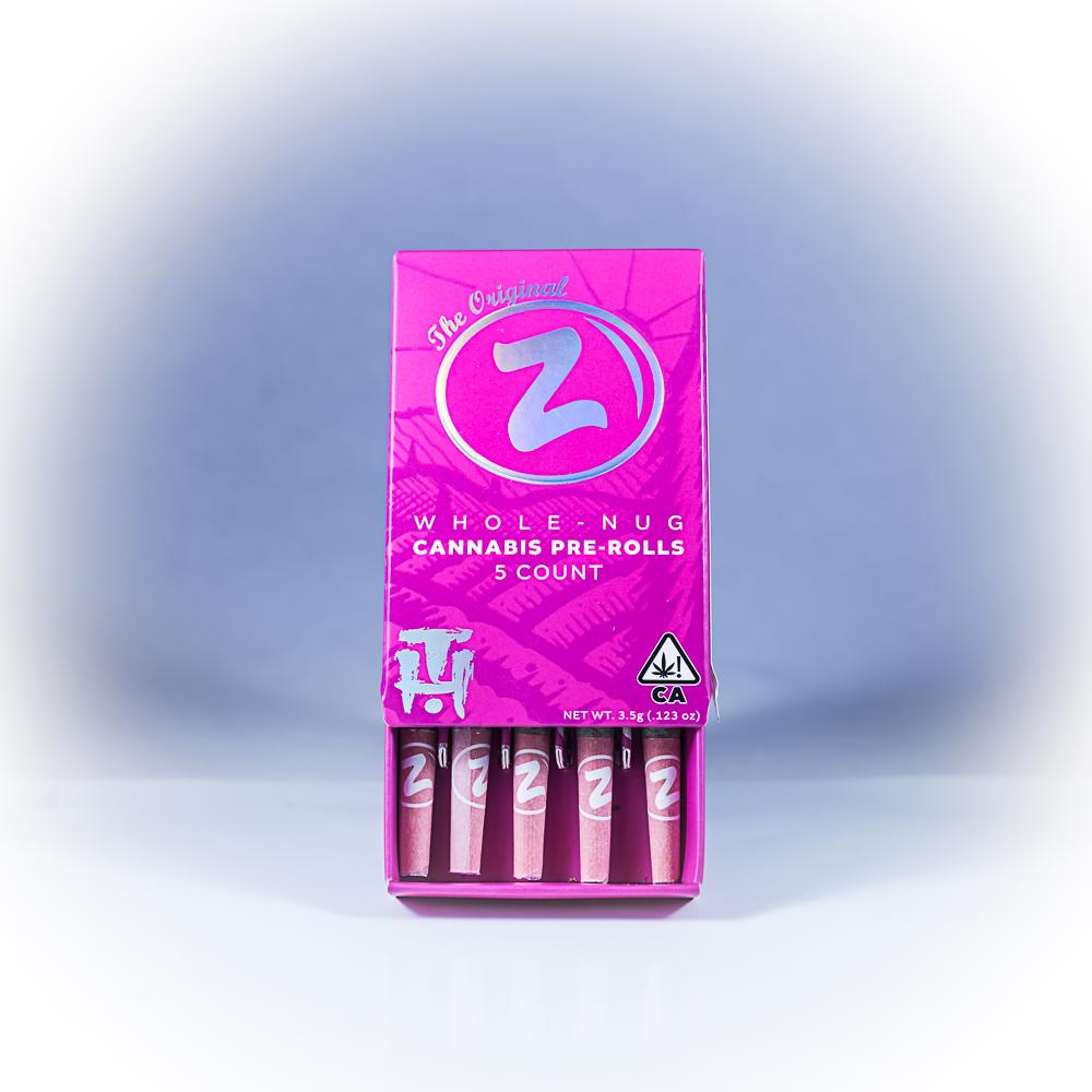 ZRUNTZ Preroll 5 pack