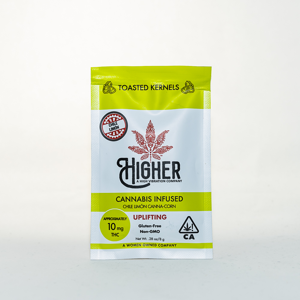 Chile Limon Canna-Corn Kernels - GF by Higher Edibles