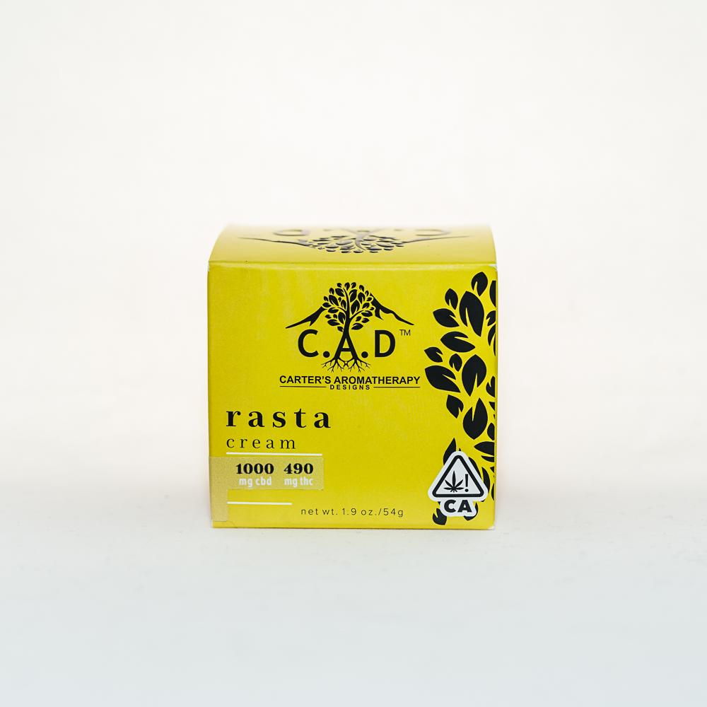 Rasta Cream by C.A.D (Carter's Aromatherapy Designs)