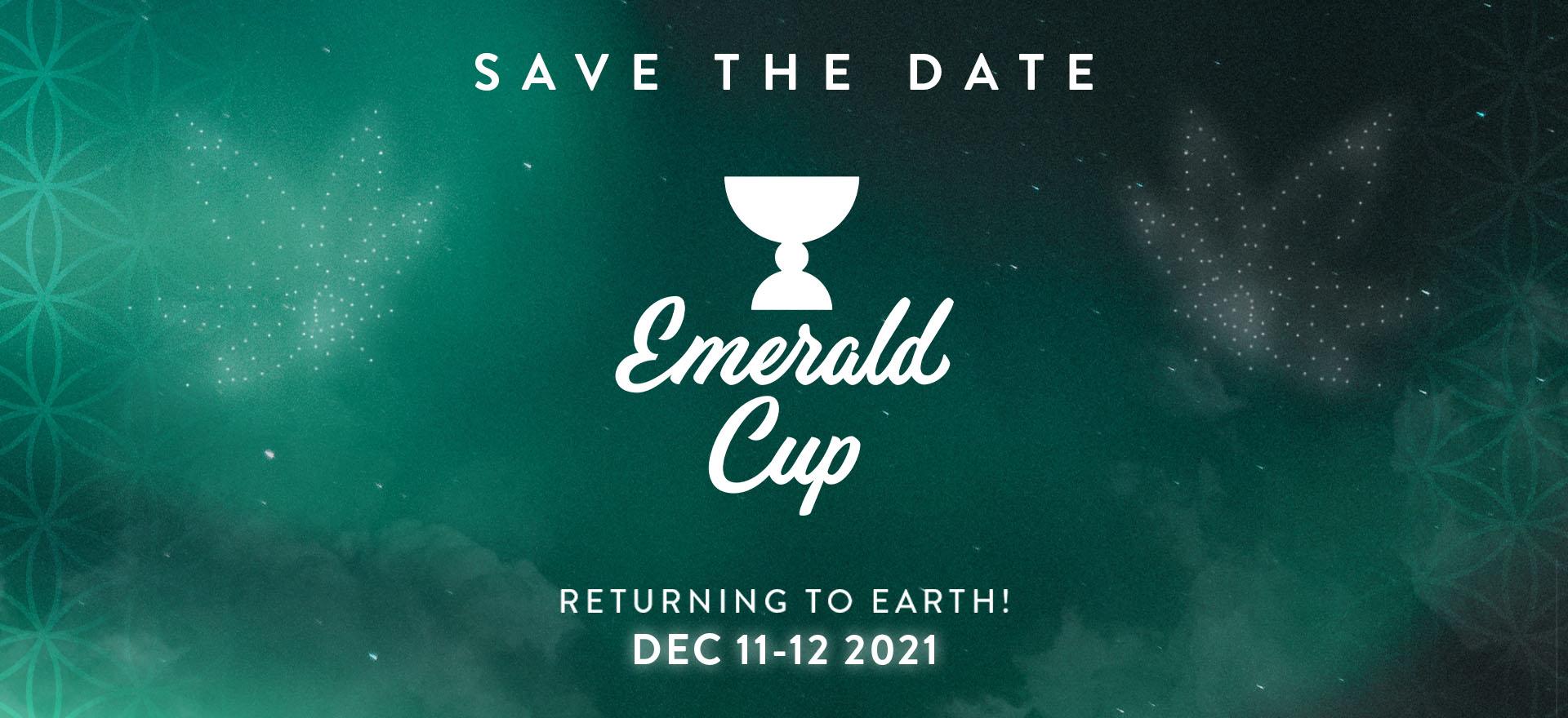 The Emerald Cup Dec. 11-12, 2021